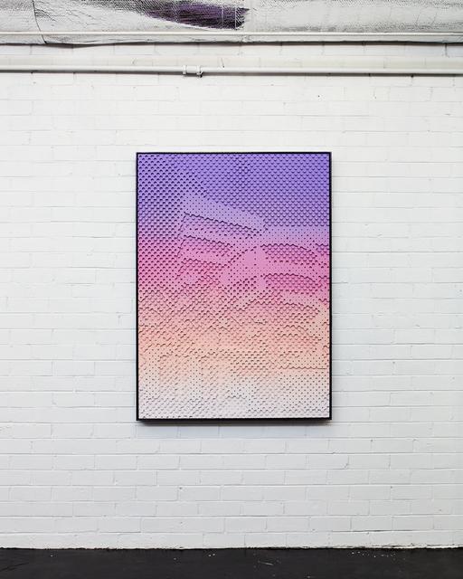 , 'Flamingo Towers,' 2019, Axiom Contemporary