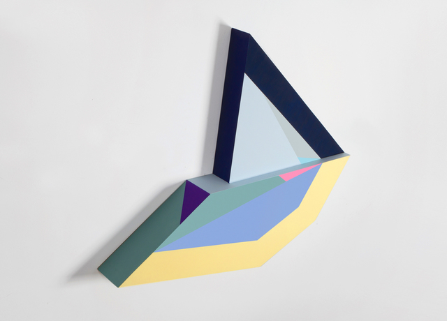 Zin Helena Song, 'Polygon in Space #20', 2014, River