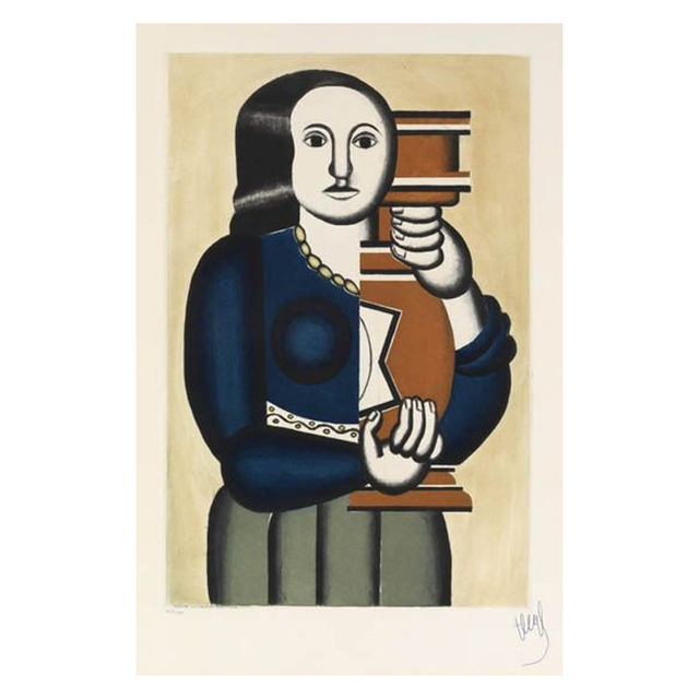Fernand Léger, 'Femme a la Cruche', 1928, Nikola Rukaj Gallery