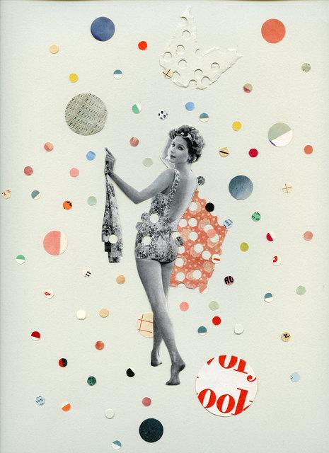 Lizzie Gill, 'Heatwave I', 2016, Roman Fine Art