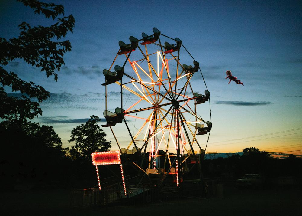 Rachel Hulin, 'Fair Flight,' 2012, ClampArt