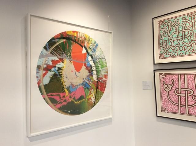 , 'Beautiful, Galactic, Exploding Spin,' 2001, Joseph Fine Art LONDON