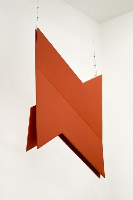 , 'Relevo Espacial V12,' 1959/98, LURIXS: Arte Contemporânea