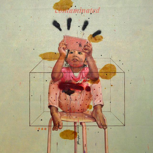 , 'Contaminated,' 2016, Artemis Art