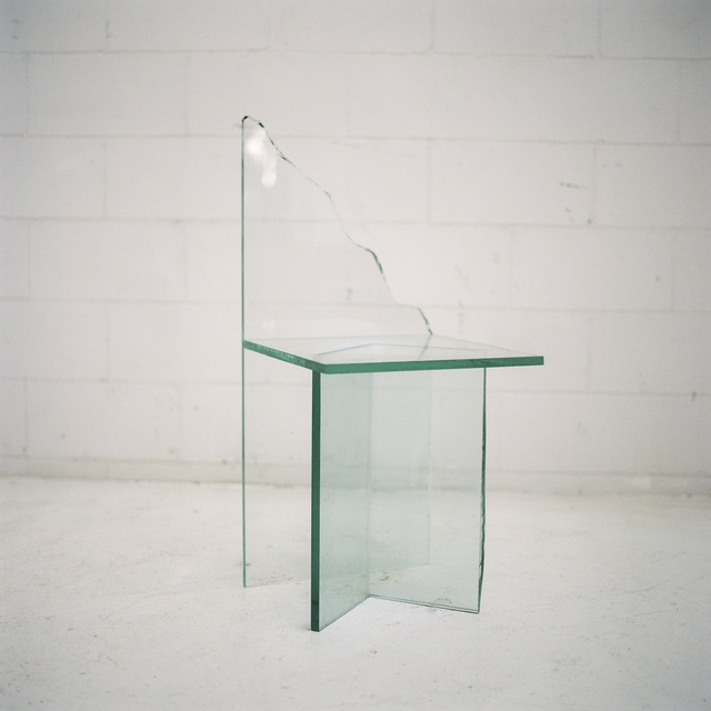 , 'Mirage Glass Chair 3,' 2016, Etage Projects