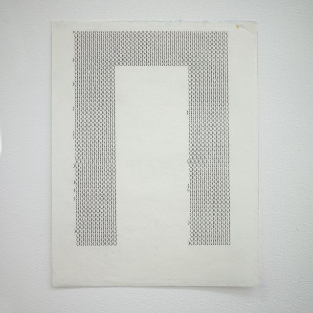 , 'untitled,' 1995, Bartha Contemporary