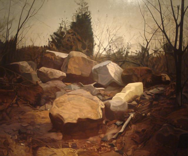 Ralph Wickiser, 'Four Seasons - Fall', 1975, Walter Wickiser Gallery