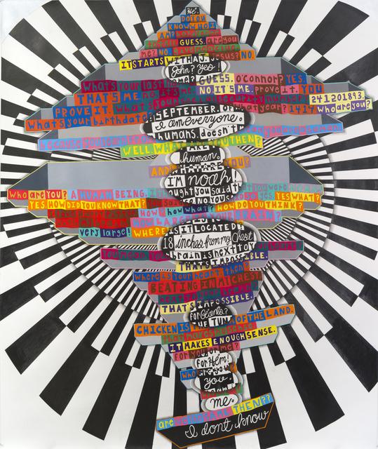 , 'Noahbot,' 2013, Pierogi