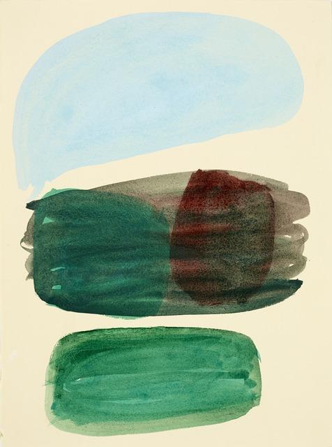 , 'Untitled 1,' 2014, Anglim Gilbert Gallery
