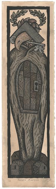 , 'Secret Master,' 2016, ANNO DOMINI