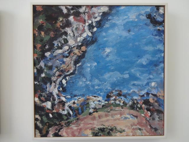 Mimi Oritsky, 'Nockamixon #32', 2017, Painting, Oil on linen, Amos Eno Gallery