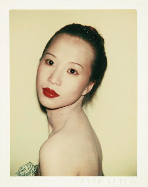 Andy Warhol, 'Four works: (i) Julianna Siu; (ii) Julianna Siu; (iii) Alfred Siu; (iv) Alfred Siu', circa 1982, Photography, Polacolor 2, Phillips
