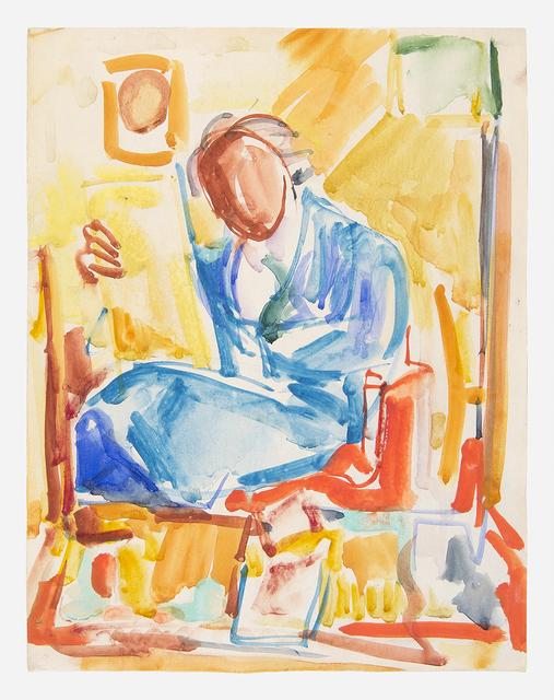 , 'Untitled Self Portrait,' 1935, Somerville Manning Gallery