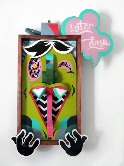 , 'Later Days,' 2014, StolenSpace Gallery