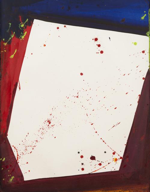 Sam Francis, 'SF64-045', 1966, HELENE BAILLY GALLERY
