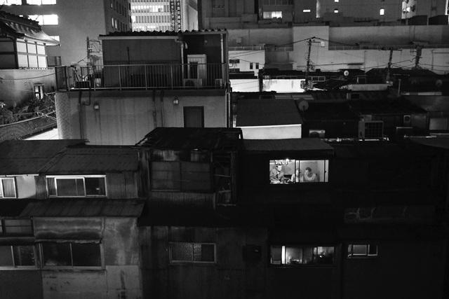 , '#10_Goldengai,' 2014, IBASHO