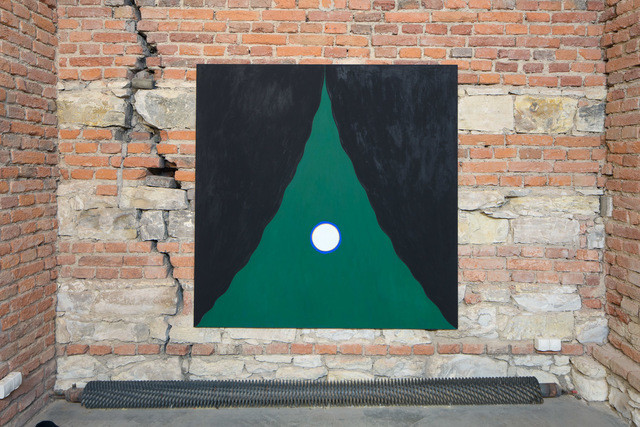 , 'Slunce ve svém stanu,' 2016, FUTURA Centre for Contemporary Art