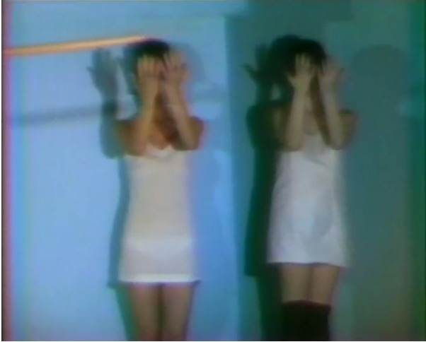 , 'Glass Puzzle,' 1973, Vanessa Albury + Rachel Rampleman + Lynn Maliszewski