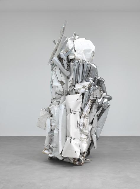John Chamberlain, 'WETSTARESCORT', 2011, Gagosian