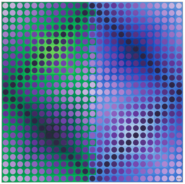 , 'Sende,' 1972, RGR+ART