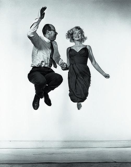 , 'Marilyn Monroe Jump,' 1954, Kunsthal Rotterdam