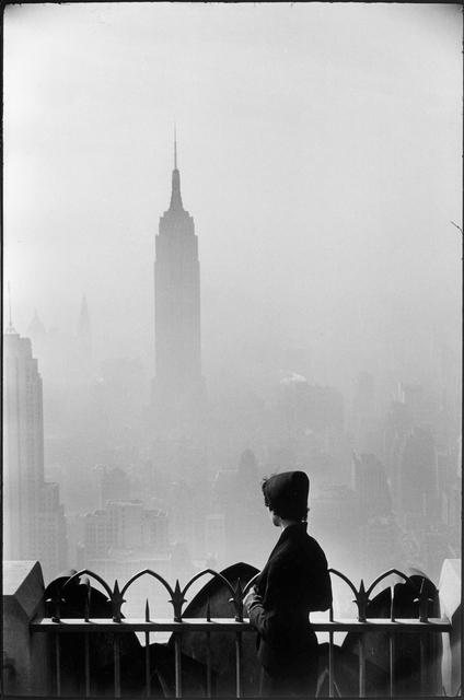 Elliott Erwitt, 'New York City, 1955', 1955, Holden Luntz Gallery