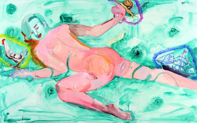 , 'Self-portrait 241,' 2011, GALLERY MoMo