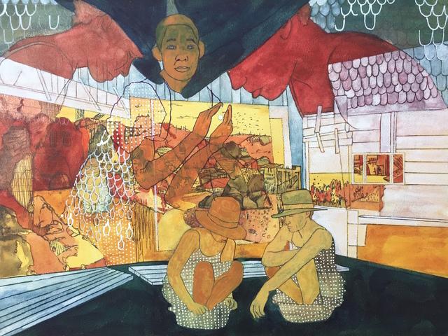 , 'Sightseer,' 2017, Tiwani Contemporary