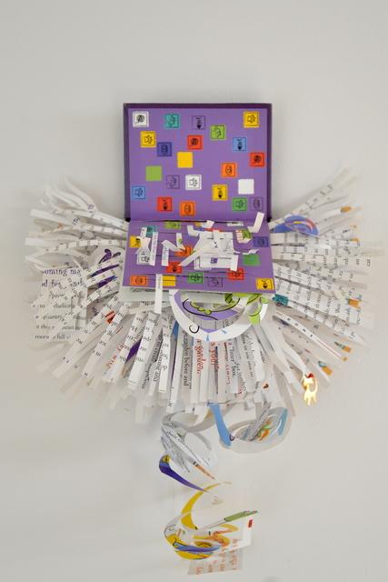 , 'books101FangShui,' 2014, Carter Burden Gallery