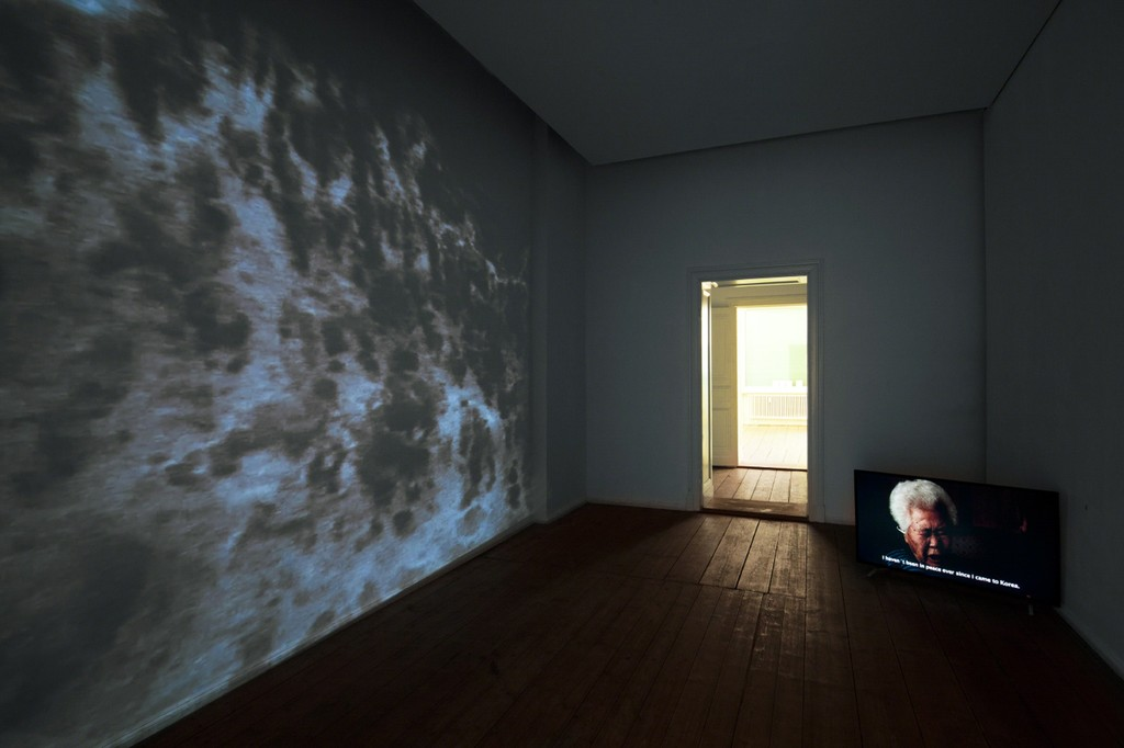 Re move, Installation view at Grimmuseum