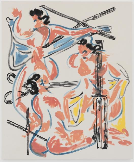 Jack McConville, 'Untried Pleasures', 2014, Museum Dhondt-Dhaenens