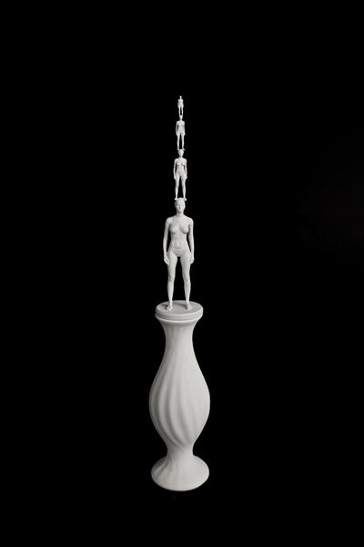 , 'CROWNED VESSEL 20,' 2013, Nohra Haime Gallery