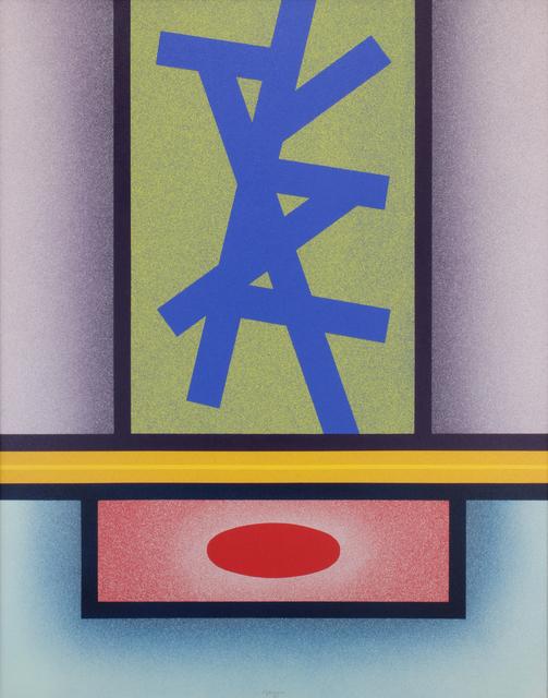 , 'Polymer No. 19,' 1970, Addison Rowe Gallery