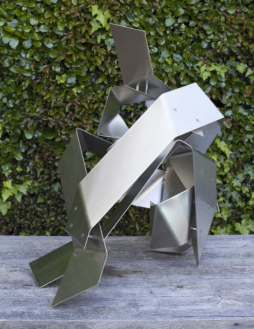 , 'Seated (Origami series),' 2015, Johans Borman Fine Art