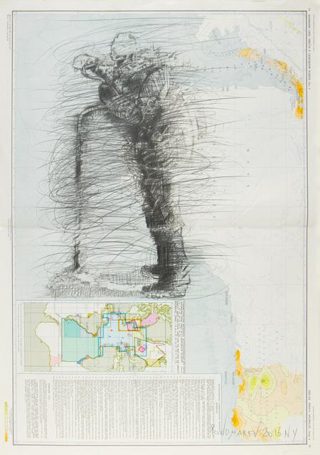, 'Polar Man 2,' 2016, Richard Taittinger Gallery