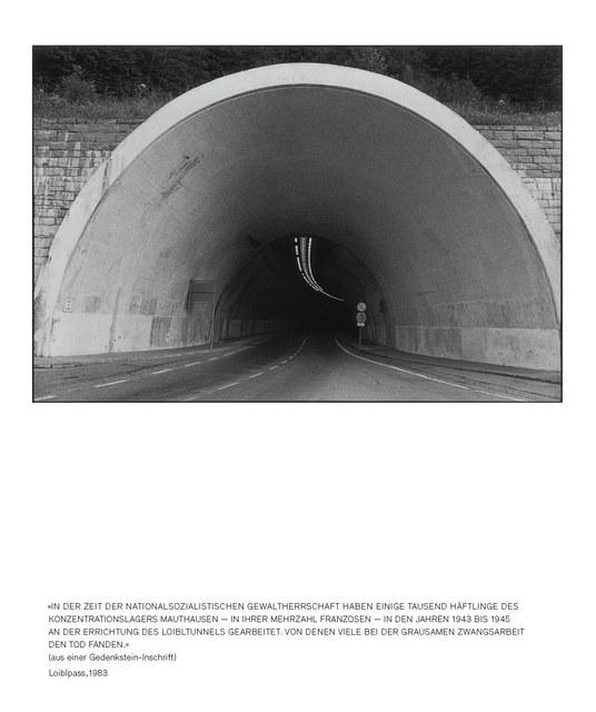 , 'Staatsgrenze 1981-1983 (Loiblpass),' 2016, Thomas Fischer