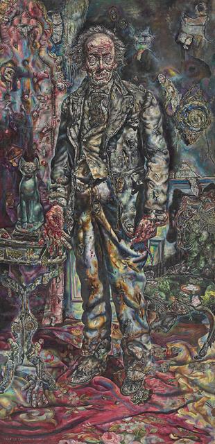 , 'Picture of Dorian Gray,' 1943-1944, Art Institute of Chicago