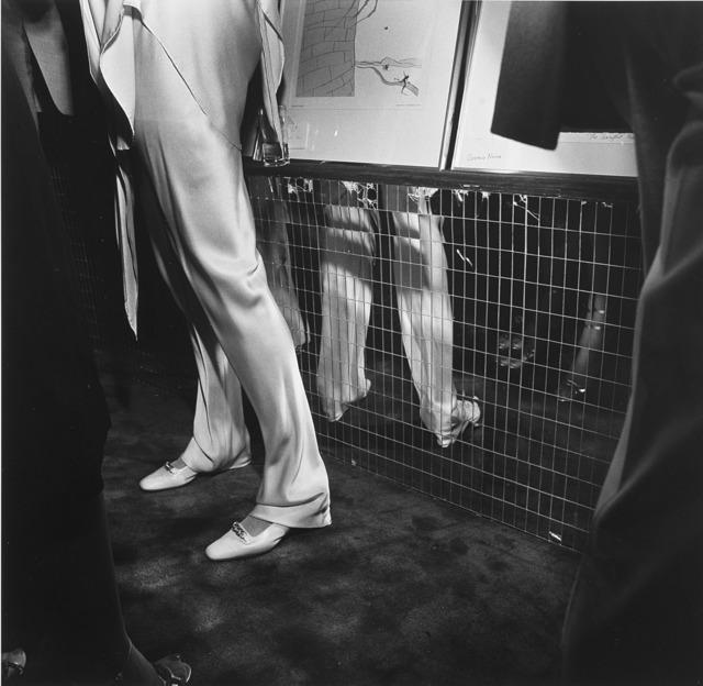 Larry Fink, 'Regines, New York City, May 1977', 1977, Photography, Vintage gelatin silver print., Il Ponte