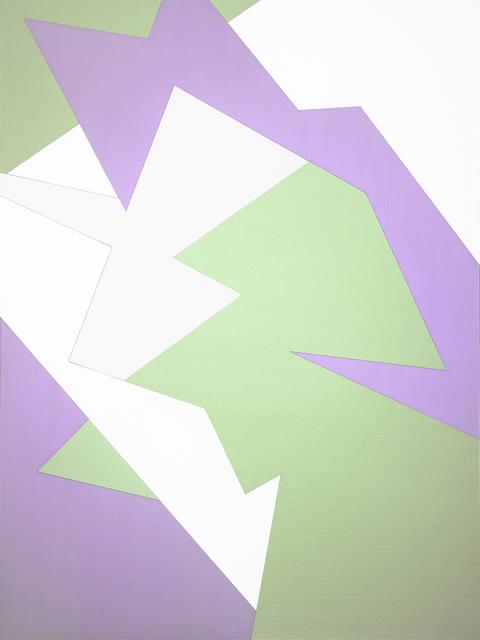 , 'Eggshell Vessel,' 2015, Charles Nodrum Gallery
