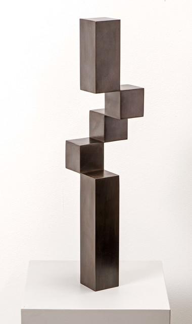 , 'Balanced Cubes,' 2011, Galerie Floss & Schultz