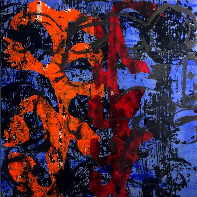 Jorge Enrique, 'Night Garden', 2017, Galerie Olivier Waltman | Waltman Ortega Fine Art