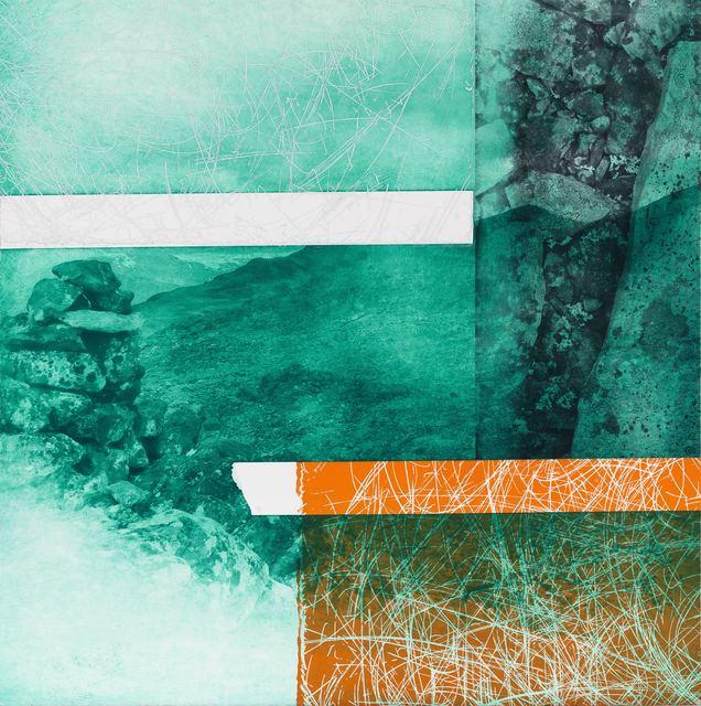 , 'Texture v,' 2016, Paul Stolper Gallery