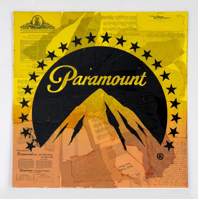 , 'Paramount (Yellow Mountain),' 2018, Alpha 137 Gallery
