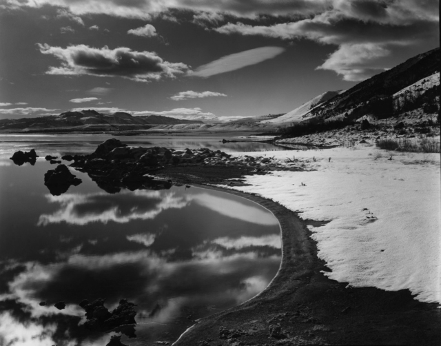, 'Mono Lake,' 1955, Photography West Gallery