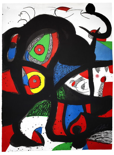 , 'Gargantua,' 1977, Sims Reed Gallery