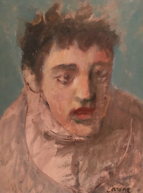 , 'Young Man,' 1985, Loretta Howard Gallery