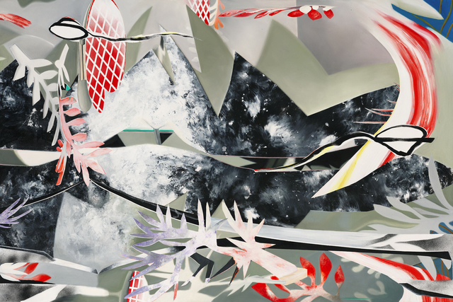 , 'Greasy Lake,' 2017, Galerie Kremers