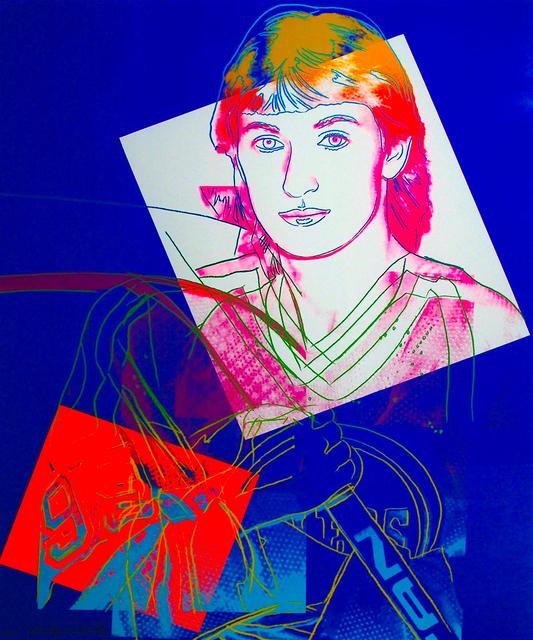 , 'Wayne Gretzky,' 1984, OSME Gallery