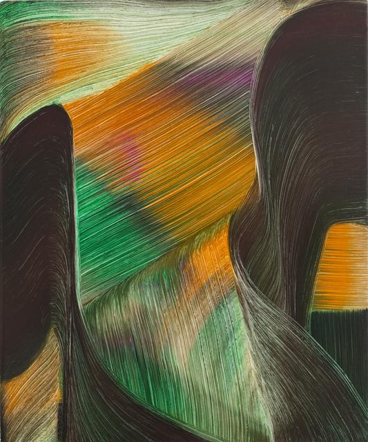 Andy Harper, 'Thodan', 2019, Painting, Oil on canvas, Nancy Toomey Fine Art