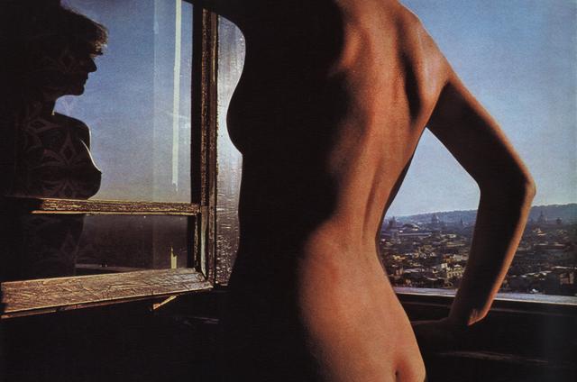 , 'Nu a la Chambre Turque III, Villa Medicia, Rome,' 1986, Odon Wagner Contemporary